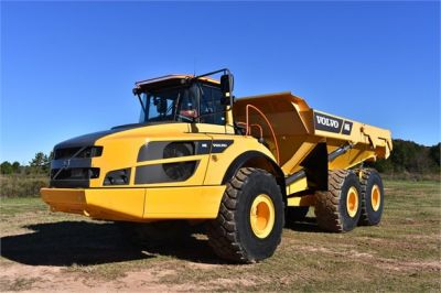 USED 2016 VOLVO A40G OFF HIGHWAY TRUCK EQUIPMENT #2263-2