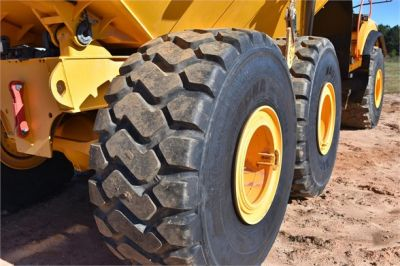 USED 2016 VOLVO A40G OFF HIGHWAY TRUCK EQUIPMENT #2263-20