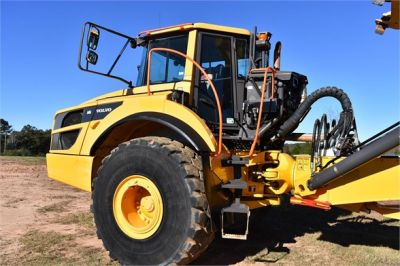 USED 2016 VOLVO A40G OFF HIGHWAY TRUCK EQUIPMENT #2263-21