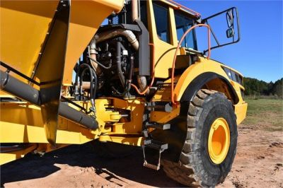 USED 2016 VOLVO A40G OFF HIGHWAY TRUCK EQUIPMENT #2263-22