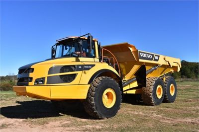 USED 2016 VOLVO A40G OFF HIGHWAY TRUCK EQUIPMENT #2263-3