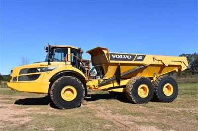 USED 2016 VOLVO A40G OFF HIGHWAY TRUCK EQUIPMENT #2263-4