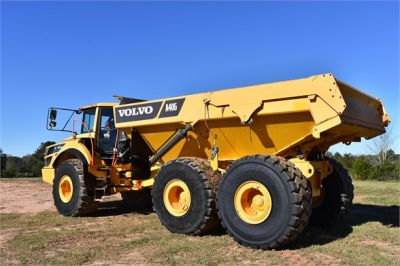USED 2016 VOLVO A40G OFF HIGHWAY TRUCK EQUIPMENT #2263-5