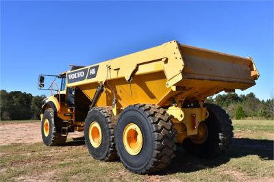 USED 2016 VOLVO A40G OFF HIGHWAY TRUCK EQUIPMENT #2263-6