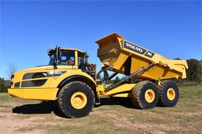 USED 2016 VOLVO A40G OFF HIGHWAY TRUCK EQUIPMENT #2263-7