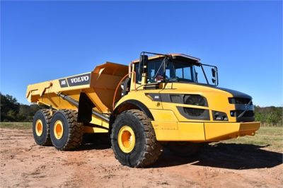 USED 2016 VOLVO A40G OFF HIGHWAY TRUCK EQUIPMENT #2263-8