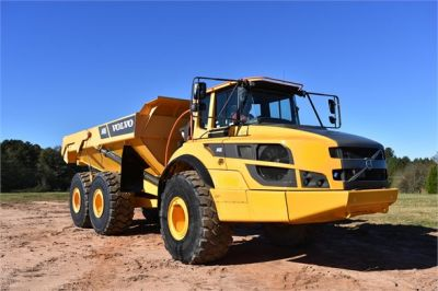 USED 2016 VOLVO A40G OFF HIGHWAY TRUCK EQUIPMENT #2263-9