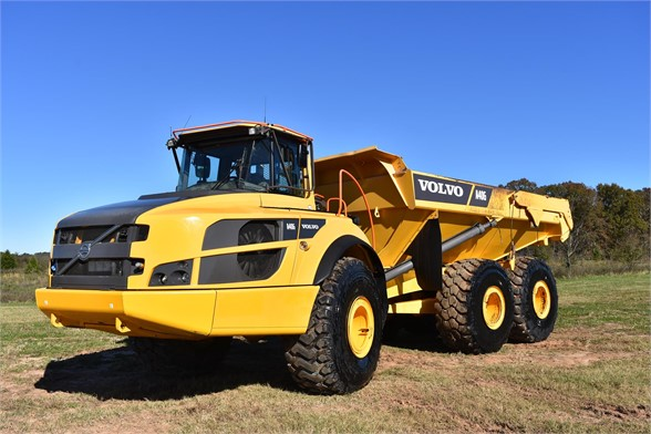 USED 2016 VOLVO A40G OFF HIGHWAY TRUCK EQUIPMENT #2264