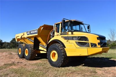 USED 2016 VOLVO A40G OFF HIGHWAY TRUCK EQUIPMENT #2264-10