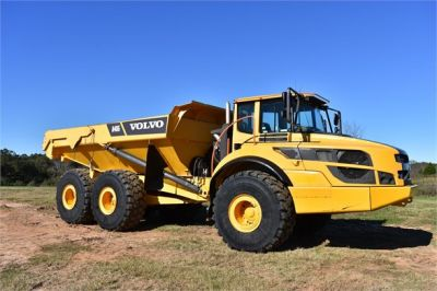 USED 2016 VOLVO A40G OFF HIGHWAY TRUCK EQUIPMENT #2264-11