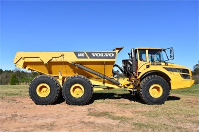 USED 2016 VOLVO A40G OFF HIGHWAY TRUCK EQUIPMENT #2264-12
