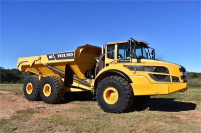 USED 2016 VOLVO A40G OFF HIGHWAY TRUCK EQUIPMENT #2264-13