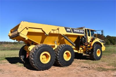 USED 2016 VOLVO A40G OFF HIGHWAY TRUCK EQUIPMENT #2264-14
