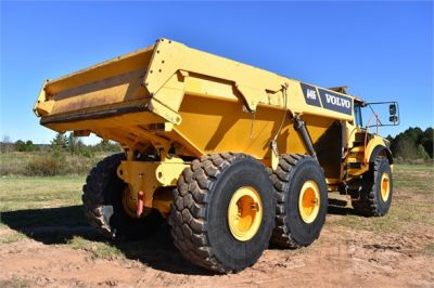 USED 2016 VOLVO A40G OFF HIGHWAY TRUCK EQUIPMENT #2264-15