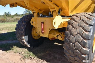 USED 2016 VOLVO A40G OFF HIGHWAY TRUCK EQUIPMENT #2264-16
