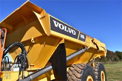 USED 2016 VOLVO A40G OFF HIGHWAY TRUCK EQUIPMENT #2264-18