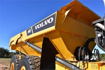 USED 2016 VOLVO A40G OFF HIGHWAY TRUCK EQUIPMENT #2264-19