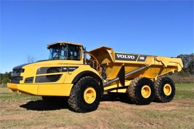 USED 2016 VOLVO A40G OFF HIGHWAY TRUCK EQUIPMENT #2264-2
