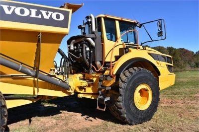 USED 2016 VOLVO A40G OFF HIGHWAY TRUCK EQUIPMENT #2264-23