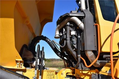 USED 2016 VOLVO A40G OFF HIGHWAY TRUCK EQUIPMENT #2264-26