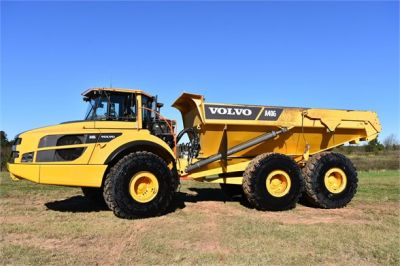 USED 2016 VOLVO A40G OFF HIGHWAY TRUCK EQUIPMENT #2264-3