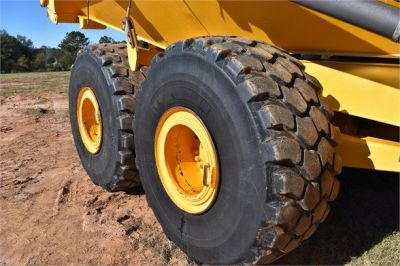 USED 2016 VOLVO A40G OFF HIGHWAY TRUCK EQUIPMENT #2264-30