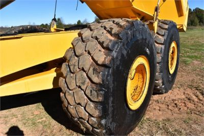 USED 2016 VOLVO A40G OFF HIGHWAY TRUCK EQUIPMENT #2264-31
