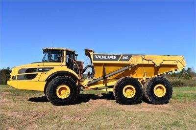 USED 2016 VOLVO A40G OFF HIGHWAY TRUCK EQUIPMENT #2264-4