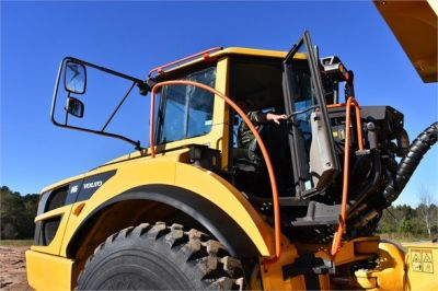 USED 2016 VOLVO A40G OFF HIGHWAY TRUCK EQUIPMENT #2264-46