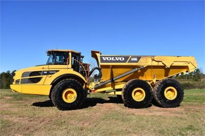 USED 2016 VOLVO A40G OFF HIGHWAY TRUCK EQUIPMENT #2264-5