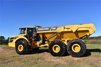 USED 2016 VOLVO A40G OFF HIGHWAY TRUCK EQUIPMENT #2264-6