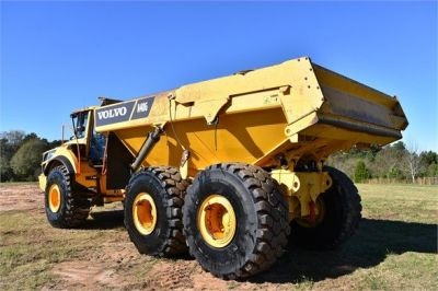USED 2016 VOLVO A40G OFF HIGHWAY TRUCK EQUIPMENT #2264-7