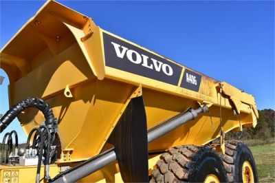 USED 2016 VOLVO A40G OFF HIGHWAY TRUCK EQUIPMENT #2264-8