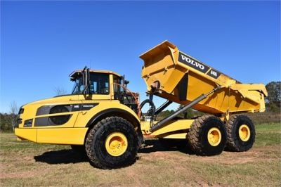 USED 2016 VOLVO A40G OFF HIGHWAY TRUCK EQUIPMENT #2264-9