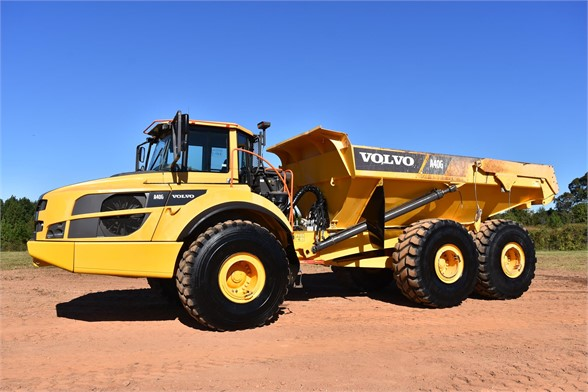 USED 2016 VOLVO A40G OFF HIGHWAY TRUCK EQUIPMENT #2265