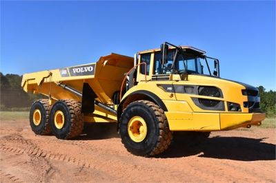 USED 2016 VOLVO A40G OFF HIGHWAY TRUCK EQUIPMENT #2265-10