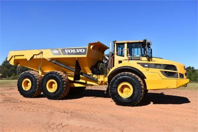 USED 2016 VOLVO A40G OFF HIGHWAY TRUCK EQUIPMENT #2265-11