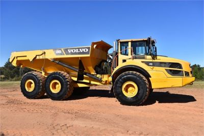 USED 2016 VOLVO A40G OFF HIGHWAY TRUCK EQUIPMENT #2265-12