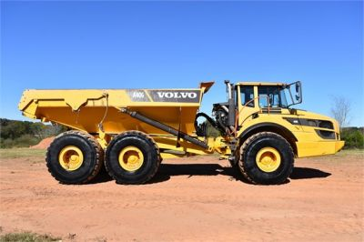 USED 2016 VOLVO A40G OFF HIGHWAY TRUCK EQUIPMENT #2265-13