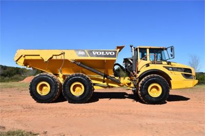 USED 2016 VOLVO A40G OFF HIGHWAY TRUCK EQUIPMENT #2265-14