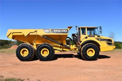 USED 2016 VOLVO A40G OFF HIGHWAY TRUCK EQUIPMENT #2265-15