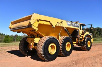 USED 2016 VOLVO A40G OFF HIGHWAY TRUCK EQUIPMENT #2265-16