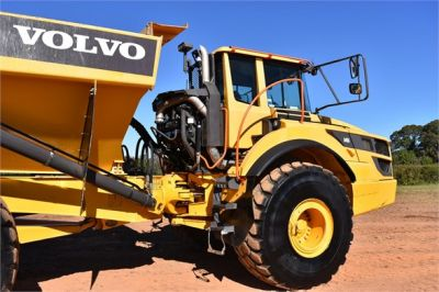 USED 2016 VOLVO A40G OFF HIGHWAY TRUCK EQUIPMENT #2265-18