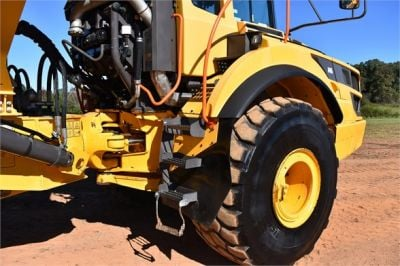 USED 2016 VOLVO A40G OFF HIGHWAY TRUCK EQUIPMENT #2265-19