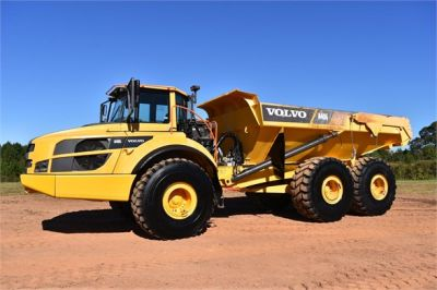 USED 2016 VOLVO A40G OFF HIGHWAY TRUCK EQUIPMENT #2265-2
