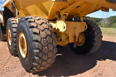 USED 2016 VOLVO A40G OFF HIGHWAY TRUCK EQUIPMENT #2265-20