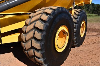 USED 2016 VOLVO A40G OFF HIGHWAY TRUCK EQUIPMENT #2265-22