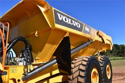 USED 2016 VOLVO A40G OFF HIGHWAY TRUCK EQUIPMENT #2265-24