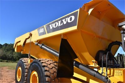 USED 2016 VOLVO A40G OFF HIGHWAY TRUCK EQUIPMENT #2265-25