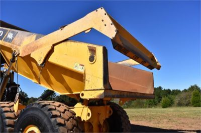 USED 2016 VOLVO A40G OFF HIGHWAY TRUCK EQUIPMENT #2265-26